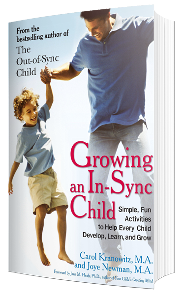 Growing an In-Sync Child Book Cover